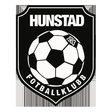 Hunstad FK logo