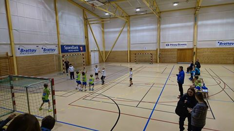 Håndball turnering