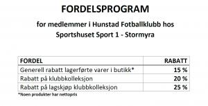 Fordelsprogram